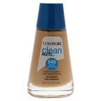 Covergirl Clean Matte Liquid Foundation - # 545 Warm Beige
