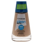 Covergirl Clean Matte Liquid Foundation - # 550 Creamy Beige