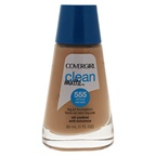 Covergirl Clean Matte Liquid Foundation - # 555 Soft Honey
