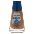 Covergirl Clean Matte Liquid Foundation - # 560 Classic Tan