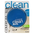 Covergirl Clean Matte Pressed Powder - # 510 Classic Ivory