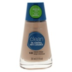 Covergirl Clean Oil Control Liquid Foundation - # 530 Classic Beige