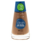 Covergirl Clean Oil Control Liquid Foundation - # 565 Tawny
