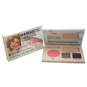 the Balm Autobalm Hawaii Face Palette