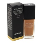 Chanel Vitalumiere Satin Smoothing Fluid Makeup SPF 15 - 80 Beige Foundation