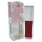 Clinique Clinique Pop Lacquer Lip Colour + Primer # 02 Lava Pop Lip Gloss