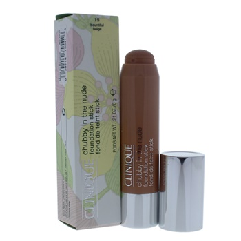 Clinique Chubby in the Nude Foundation Stick - # 15 Bountiful Beige