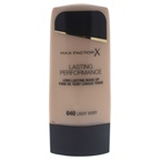 Max Factor Lasting Performance Long Lasting Foundation - # 040 Light Ivory