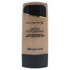 Max Factor Lasting Performance Long Lasting Foundation - # 104 Warm Almond
