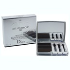 Christian Dior All-In-Brow 3D Long-Wear Brow Contour Kit - # 001 Brun/Brown Eyebrow