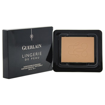 Guerlain Lingerie De Peau Nude Powder Foundation SPF 20 - # 04 Medium Beige Powder Foundation (Refill)