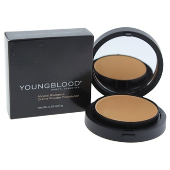 Youngblood Mineral Radiance Creme Powder Foundation - Barely Beige