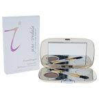 Jane Iredale GreatShape Eyebrow Kit - Brunette 0.04oz Brow Powder, 0.04oz Brow Wax, Dual-Ended Applicator