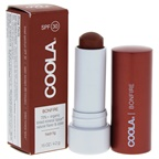 Coola Mineral Liplux SPF 30 Bonfire - Copper Bronze Lip Balm