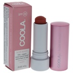Coola Mineral Liplux SPF 30 Nude Beach - Light Pink Lip Balm