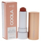 Coola Tinted Mineral Liplux SPF 30 - Tan Line Lipstick