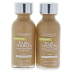L'Oreal True Match Super Blendable Makeup SPF 17 - # W5.5 Suntan