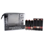 Smashbox L.A. Lights Blendable Lip & Cheek Color Trio 0.17oz Hollywood & Highlight, 0.17oz Beverly Hills Blush, 0.17oz Silver Lake Sunset