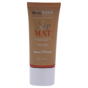Bourjois Air Mat Undetectable Matte Finish 24H Foundation - # 04 Beige