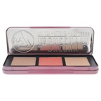 W7 The Cheeky Trio Powder Palette Bronze - Dream Machine, Blusher - 5th Avenue, Highlighter - Hot Stuff