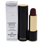 Lancome L'Absolu Rouge Hydrating Shaping Lipcolor - # 397 Berry Noir - Matte Lipstick