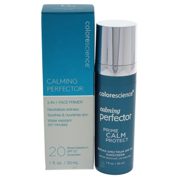 Colorescience Calming Perfector 3-in-1 Face Primer SPF 20 Foundation