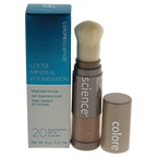 Colorescience Loose Mineral Foundation Brush SPF 20 - Tan Natural