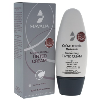 Mavala BB Cream Moisturizing Tinted - # 03 Camel Makeup