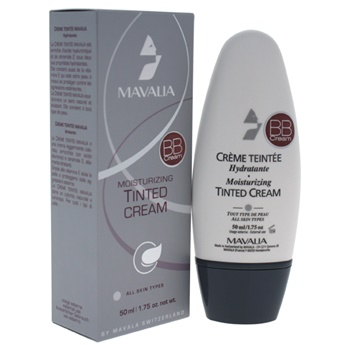 Mavala BB Cream Moisturizing Tinted - # 02 Beige Makeup