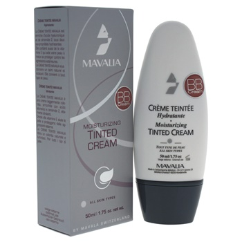 Mavala BB Cream Moisturizing Tinted - # 06 Beige Ambre Makeup