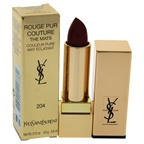 Yves Saint Laurent Rouge Pur Couture The Mats - # 204 Rouge Scandal Lipstick
