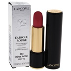 Lancome L'Absolu Rouge Hydrating Shaping Lipcolor - # 393 Rose Rose - Matte Lipstick