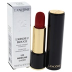 Lancome L'Absolu Rouge Hydrating Shaping Lipcolor - # 122 Indecise - Sheer Lipstick