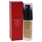 Shiseido Synchro Skin Lasting Liquid Foundation SPF 20 - # 4 Golden