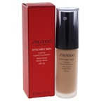 Shiseido Synchro Skin Lasting Liquid Foundation SPF 20 - # 5 Rose