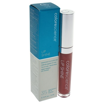 Colorescience Sunforgettable Lip Shine SPF 35 - Rose Lip Gloss