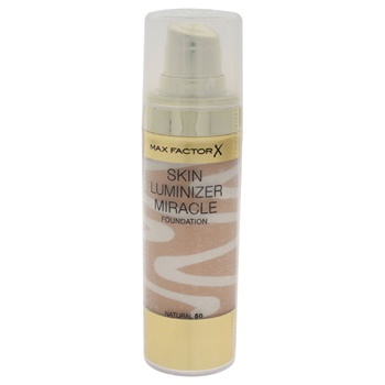 Max Factor Skin Luminizer Miracle Foundation - # 50 Natural