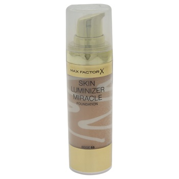 Max Factor Skin Luminizer Miracle Foundation - # 55 Beige