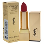 Yves Saint Laurent Rouge Pur Couture The Mats - # 211 Decadent Pink Lipstick