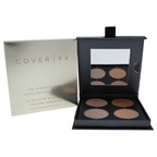 Cover FX The Perfect Light Highlighting Palette - Light Medium Highlighter