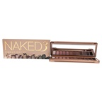 Urban Decay Naked3 Eyeshadow Palette 12 x 0.05oz Strange, Dust, Burnout, Limit, Buzz, Trick, Nooner, Liar, Factory, Mugshot, Darkside, DarkHeart