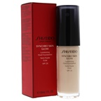 Shiseido Synchro Skin Glow Luminizing Fluid Foundation SPF 20 - # 01 Neutral