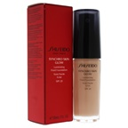 Shiseido Synchro Skin Glow Luminizing Fluid Foundation SPF 20 - # 03 Rose