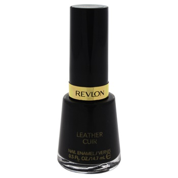 Revlon Leather Cuir Nail Enamel - Motorcycle Jacket Nail Polish
