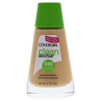Covergirl Clean Sensitive Liquid Foundation - # 545 Warm Beige
