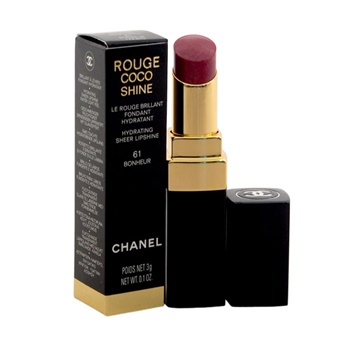 Chanel Rouge Coco Shine Hydrating Sheer Lipshine - # 61 Bonheur Lip Color