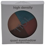 Tigi High Density Quad Eyeshadow - Lush
