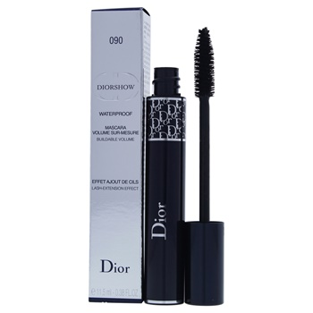 Christian Dior DiorShow Waterproof Mascara - # 090 Catwalk Black