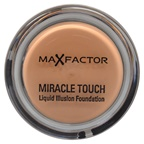 Max Factor Miracle Touch Liquid Illusion Foundation - # 65 Rose Beige Foundation
