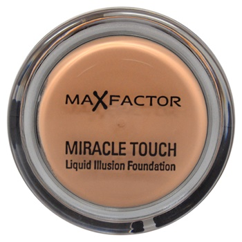 Max Factor Miracle Touch Liquid Illusion Foundation - # 65 Rose Beige